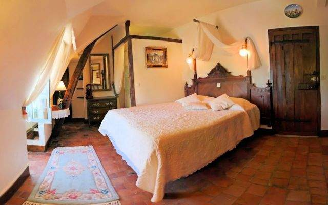 bed & breakfast chambre ' La belle epoque ' argentier du roy